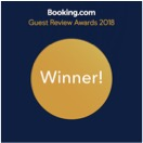 Booking Winner 2019