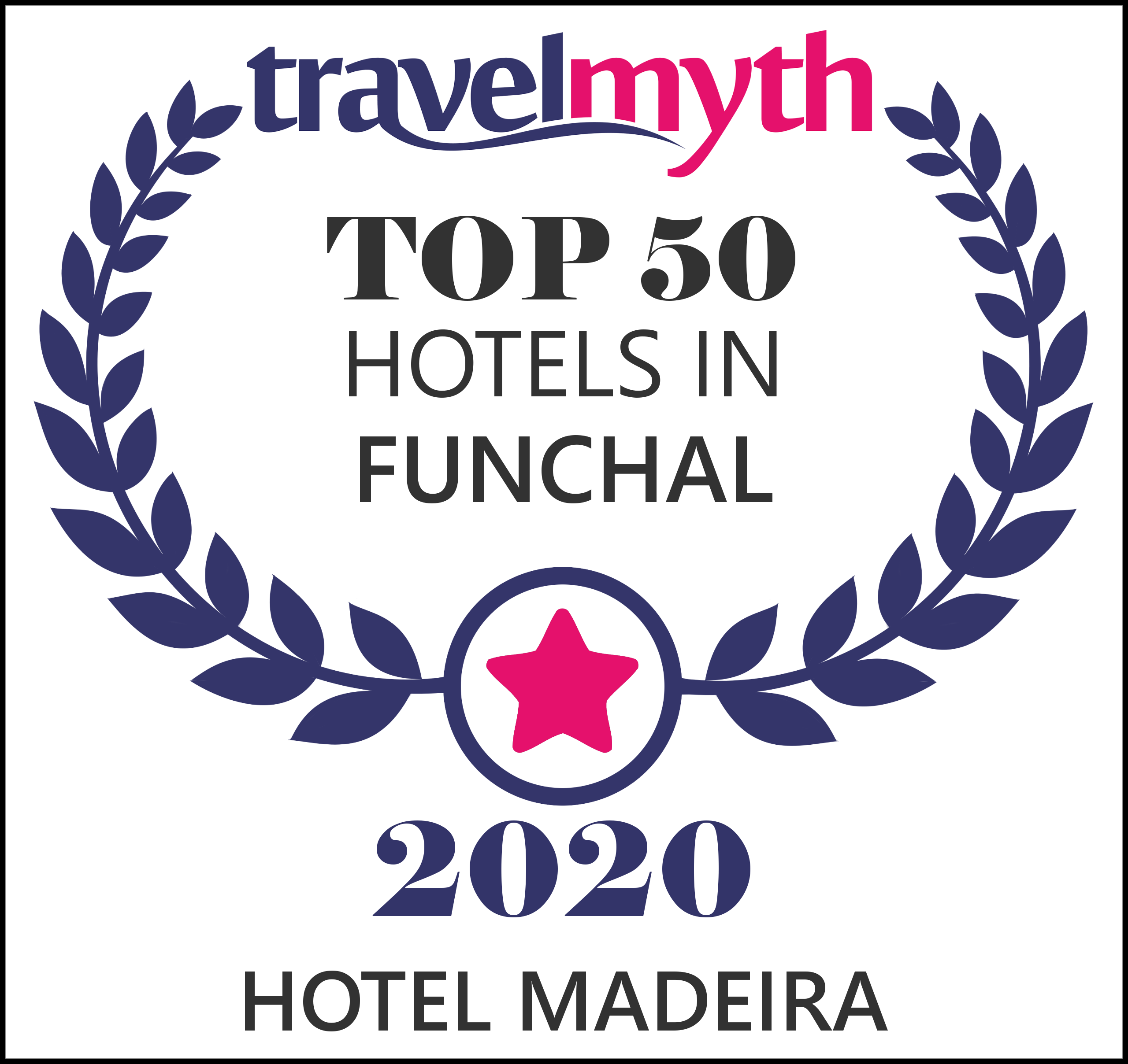 Travelmyth Top 50 dos Hoteis no Funchal