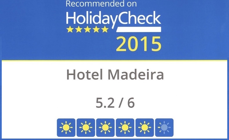 The best rated hotels on HolidayCheck