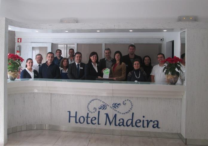 QualiRam at Hotel Madeira
